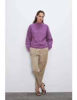 Zacht Sweatshirt by Zara