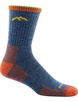 Darn Tough Micro Crew Cushion Hiking Socks   Men's by Darn Tough