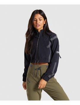 Box Utility Track Top by Gymshark