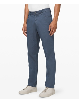 "Abc Pant Classic 34"" Dye by Lululemon"