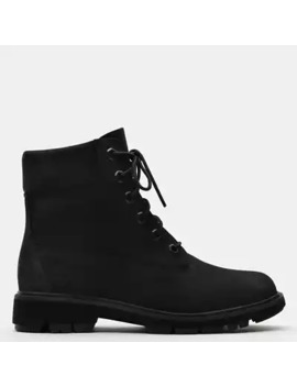 Lucia Way 6 Inch Boot For Women  In Black by Timberland