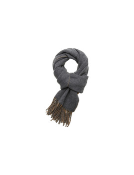 Wool Nylon Sign Scarf Obs by Polo Ralph Lauren