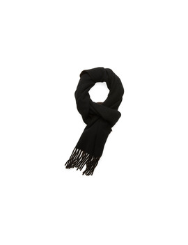 Wool/Nylon Sign Scarf Obs by Polo Ralph Lauren
