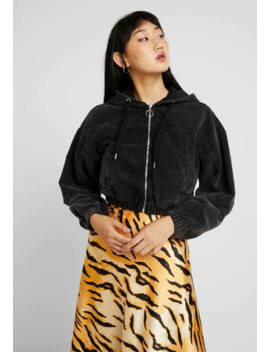 Hooded Crop   Korte Jassen by Bdg Urban Outfitters
