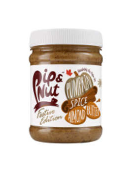 Pip & Nut Pumpkin Spice Almond Butter Limited Edition 225g by Pip & Nut Pumpkin Spice Almond Butter Limited Edition 225g