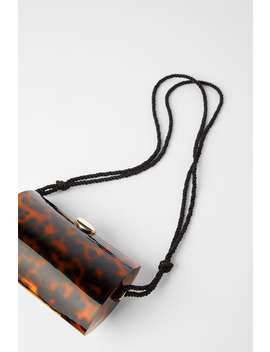Methacrylaat Clutch by Zara
