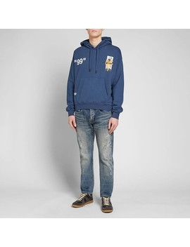 Off White Summer Over Popover Hoody by Off White