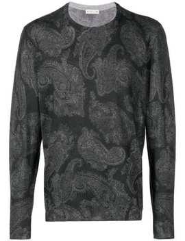 ペイズリーセーター by Etro