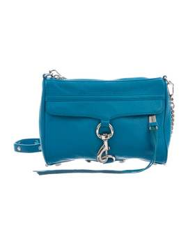 M.A.B Leather Satchel by Rebecca Minkoff