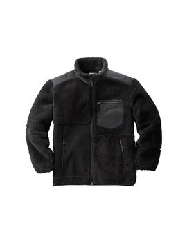 Uniqlo X Engineered Garments Fleece Combination Jacket Black by Stock X
