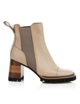 Lug Sole Chelsea Boots by See By Chloé