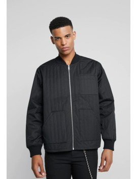 Hans Quilted Jacket   Chaquetas Bomber by Weekday