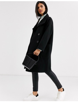 Mango Oversized Double Breasted Coat by Mango