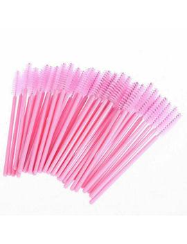 50/100 Pcs Disposable Mascara Wands Eyelash Brushes Lash Extension Applicator by Ebay Seller