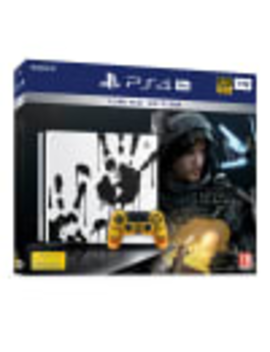Limited Edition Death Stranding Ps4 Pro Bundle   Game Exclusive by Game