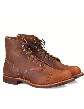 Red Wing Heritage Men's 8085 Iron Ranger Boot by Red Wing Shoes