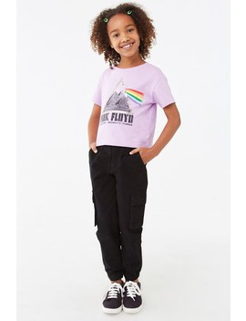 Girls Cargo Pants (Kids) by Forever 21