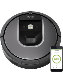 I Robot® Roomba® 960 Wi Fi® Connected Robot Vacuum by I Robot