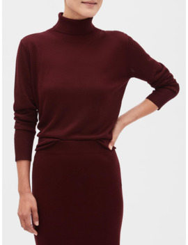 Turtleneck Sweater by Banana Republic Factory