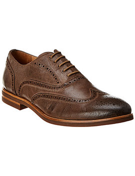 Warfield & Grand Jacob Leather Oxford by Warfield & Grand
