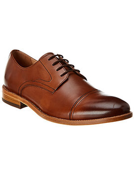 warfield-&-grand-harris-leather-oxford by warfield-&-grand