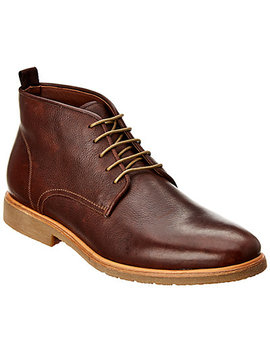 Warfield & Grand Shaw Leather Boot by Warfield & Grand