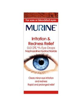 Murine Irritation & Redness Relief Eye Drops   10ml by Murine