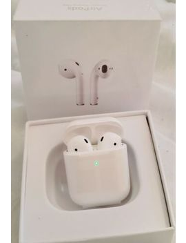 Apple Airpods 2nd Generation With Wireless Charging Case/Latest Model by Apple