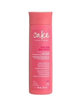 Cake The Big Big Deal Sulfate Free Thickening Volume Shampoo 295ml by Cake