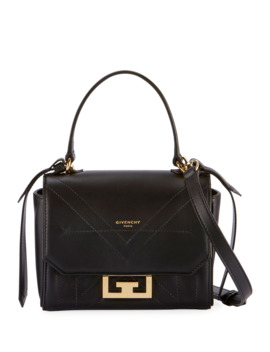 Eden Small Smooth Shoulder Bag by Givenchy