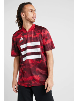 Tan   T Shirt Print by Adidas Performance