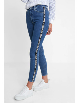 010 High Rise Skinny Ankle   Jeans Skinny Fit by Calvin Klein Jeans