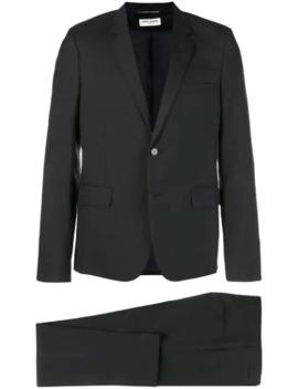 ツーピース スーツ by Saint Laurent