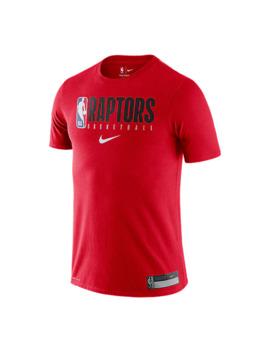 Toronto Raptors Men's Nike Practice Tee   Red by Sport Chek