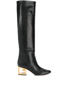 G Heel Boots by Givenchy