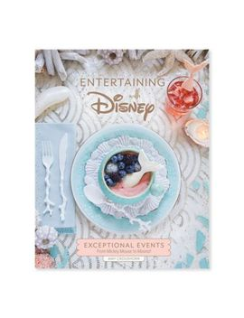Disney® Entertaining With Disney Book By Amy Croushorn by Bed Bath And Beyond