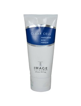Image Clear Cell Medicated Acne Face Mask, 2 Oz by Image Skin Care