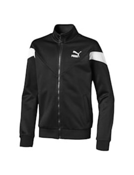 Iconic Mcs Boys' Track Jacket Jr by Puma