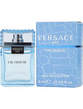 Versace Man Eau Fraiche   Eau De Toilette Mini 0.17 Oz by Gianni Versace