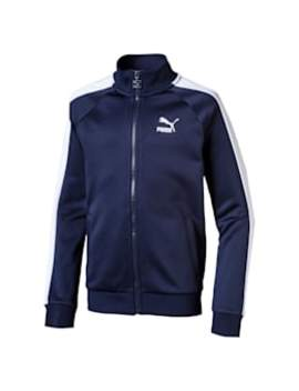 Iconic T7 Boys' Track Jacket by Puma