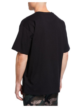 Men's V Logo Graphic T Shirt by Valentino