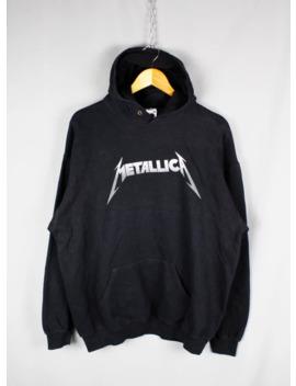 """Vintage Metallica 1993 """"Metalli Fukin Ca"""" Nowhere Else Hoodie by Vintage  ×  Metallica  ×"""