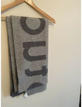 Acne Studios Logo Scarf Two Ways Rrp £180 by Ebay Seller