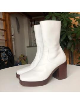 Balenciaga 2017 Ss Runway High Heel Boots by Balenciaga  ×