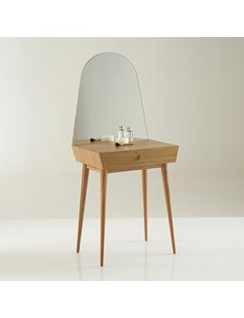 Clairoy 1 Drawer Scandi Style Dressing Table by La Redoute Interieurs