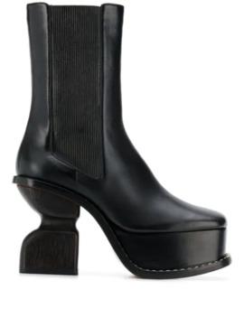 105mm Platform Boots by Loewe