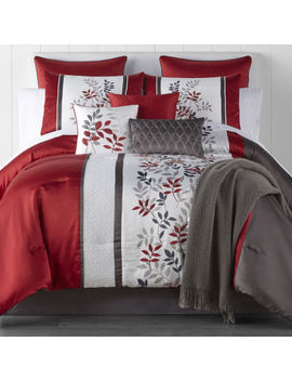 Jc Penney Home Aliya 10 Pc. Comforter Set by Jcp Home