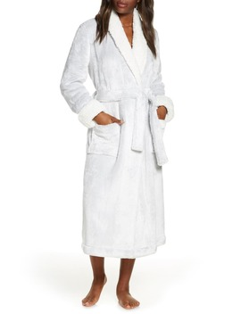 Frosted Plush Robe by Nordstrom