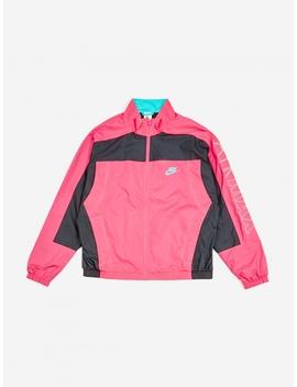 X Atmos Track Jacket   Hyper Pink/Black/Hyper Jade by Nike