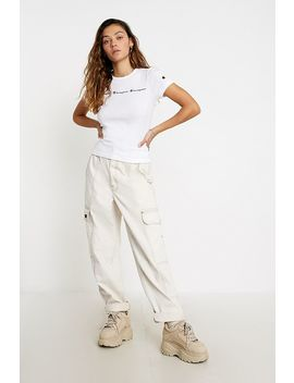Bdg Blaine Ecru Skate Jeans by Bdg